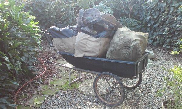 Decoy carts ( lets see them) | Refuge Forums